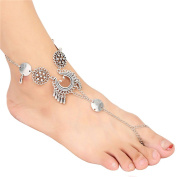 LQZ(TM)Beach Wedding Foot Jewellery
