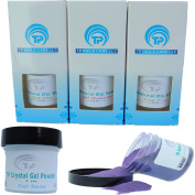 TP Natural Dipping Colour Powder. Natural nail strength with an easy to use dip powder colour system.