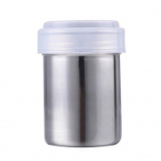 . Stainless Steel Chocolate Shaker Icing Sugar Salt Cocoa Flour Coffee Sifter for Kitchen Craft