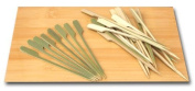 Short Cocktail & cooking Paddle skewers bamboo 9cm x 200 - Japanese style