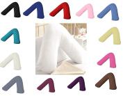 Amigozone Plain Polycotton Back & Neck Support V Shaped Pillowcase Orthopaedic/Pregnency/Nursing Pillow Case