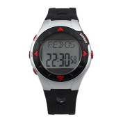 Howstar Wrist Watch Waterproof Fitness LCD Pulse Heart Rate Monitor Calories Counter Watch,Outdoor Sports Watch