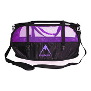 Psychi Climbing Rope Belay Bag Bucket with Carry Straps and Gear Loops