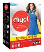 Dryel At-Home Dry Cleaner Starter Kit - 6 Loads