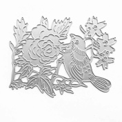 Scrapbooking, Howstar Carbon Steel Mould Metal Die Cutting Dies Stencil For Decor Craft DIY Scrapbooking Album Paper Card