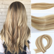 Vario Tape In Human Hair Extensions Silky Straight Skin Weft Human Remy Hair For Fashion Women