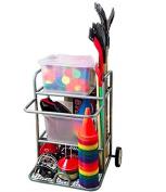 Coast Athletic Heavy Duty Hockey Equipment Cart