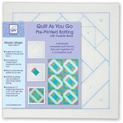 June Tailor Quilt as You Go Mosaic Magic Notion by June Tailor