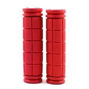 VANKER 1 Pair Red MTB Bicycle Cycling Antiskid Rubber Handlebar Grip Cover Bike Component