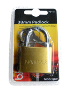 Blackspur BB-PD141 Iron Padlock