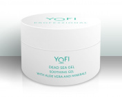 YOFI Professional Dead Sea Gel enriched with Hamamelis and Aloe Vera extracts hydrate and tone the skin 200ml