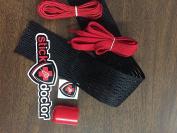 Stick Doctor Mesh Stringing Kit- Deadpool