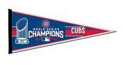 MLB Chicago Cubs World Series Champ Pennant, 80cm , Blue