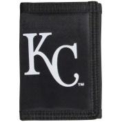 MLB Kansas City Royals Hook and loop Tri-fold Wallet