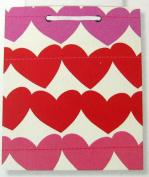 Hallmark VGB63 Small Connected Hearts Gift Bag