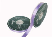 #5 Lavender Flora Satin Ribbon 1.6cm X 100 Yards