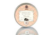 Chocolate Salt Body Scrub Natural Organic and Aromatic Handmade Cream Mineral Body Scrub Skin Treatment,