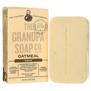 Grandpa Soap Co. Grandpa's Bar Soaps Oatmeal 130ml (a) - 2PC
