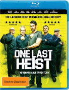 One Last Heist [Region B] [Blu-ray]