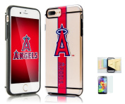 Iphone 7 Licenced collectible MLB Limited Edition Hydroclear Case [Iphone 7] Momiji [Screen Guard] Protector, Cleaning Cloth [Iphone 7]