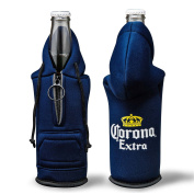 Corona Hoodie Bottle Insulator Cooler