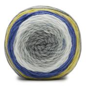 Bernat Pop Yarn Planetary 84005 Self Striping Yarn