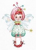 Cross Stitch Kit I grant your wishes