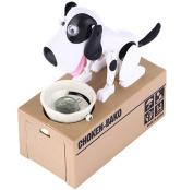 Choken Bako Dog Piggy Bank Doggy Coin Bank Canine Money Box