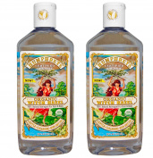 Humphrey's Certified Organic Witch Hazel (Pack of 2), 100% Natural Astringent For Face and Body, Gentle, Cleansing and Non-Drying, Removes Oil and Impurities From Delicate Skin, 470ml