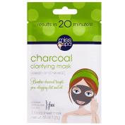 Miss Spa Charcoal Clarifying Mask, 25ml