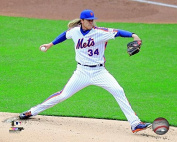 New York Mets Noah Syndergaard , 8x10 Photo Picture