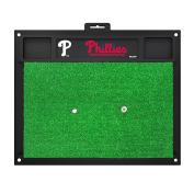 FANMATS 15440 Philadelphia Phillies Golf Hitting Mat
