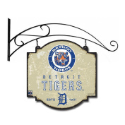 MLB Detroit Tigers Men's Tavern Sign, Small, Multicolor