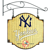 MLB New York Yankees Men's Tavern Sign, Small, Multicolor