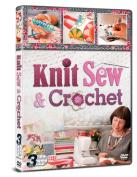 Knit, Sew & Crochet [Region 2]