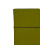 Ciak Lined Notebook: Lime