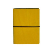 Ciak Lined Notebook: Yellow