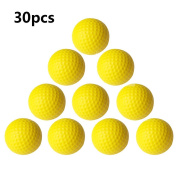 Practise Golf Balls,Smartlife15 Foam Sponge Soft Elastic Golf Balls, Indoor Outdoor Golf Training Aid Balls