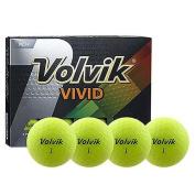2 Dozen NEW Volvik Golf Vivid Matte Golf Balls 2016