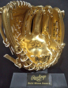 Aledmys Diaz Stl Cardinals Star Signed Autographed Rawlings Mini Gold Glove Coa - Autographed MLB Gloves