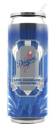 MLB LA Dodgers Stainless Steel Thermocan 500ml - Thermo Can Travel Tumbler Drink Container