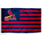 MLB St. Louis Cardinals Nation Flag 3x5 Banner