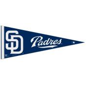 MLB San Diego Padres WCR63813722 Carded Classic Pennant, 30cm x 80cm