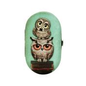 Santoro London Book Owls Manicure Set