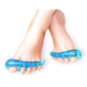 JERN Blue Gel Silicone Orthotic Toe Seperator