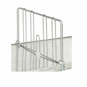 Nexel Divider For Solid Shelf, 60cm L x 20cm H