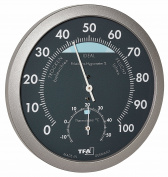 Thermo-/Hygrometer analogue 45.2043.51 TFA