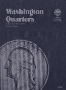 UPC 9 780307 9040409, 1965-1987 WASHINGTON QUARTER WHITMAN No 9040 COIN; ALBUM, BINDER, BOARD, BOOK, CARD, COLLECTION, FOLDER, HOLDER, PAGE, PORTFOLIO, PUBLICATION, SET, VOLUME