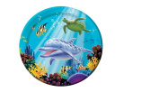 Creative Converting Ocean Party 16 Count Paper Dinner Plates