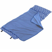 Wildkin Nap Mat - Blue Moon and Star - Made by Wildkin for One Step Ahead